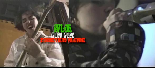 ALI GUA GUA - Forever Alone